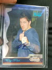 Star wars ray park auto  Chattanooga, 37421