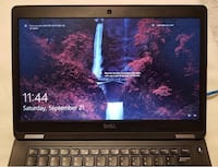 "Dell Latitude E5470 Laptop 14"" Core i5 WIN10 500GB 4GB RAM WEBCAM Woodbridge Township, 07095"