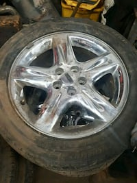 17 INCH LINCOLN LS RIMS  Mississauga