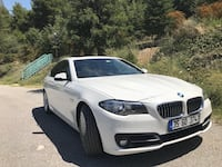 BMW - 5-Series - 2014 Şehzadeler, 45020