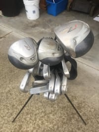 Golf clubs  VANCOUVER