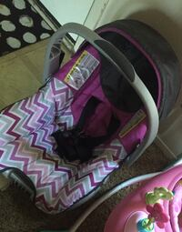 Brand new car seat CLEAN NO BASE Franklin, 45005