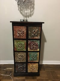 Bohemian wooden drawers/cabinet Toronto, M1P 2V5