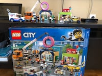 Full & new LEGO City - Donut shop Opening - 60233  Mississauga, L5V 2H1