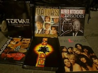 2 full boxes of movies for ONLY forty dollars Brampton, L6S