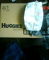 PAMPERS ( NEW HUGGIES SPECIAL DELIVERY )