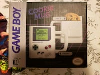 New in box game boy cookie mug Edmonton