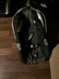baby's black and gray car seat carrier Houma, 70364