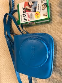 blue and green leather crossbody bag Los Angeles, 91423