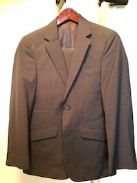 Kenneth Cole Reaction Pinstripe Two piece Suit