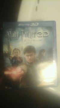 Blu Ray Harry potter 3D Erie, 16503