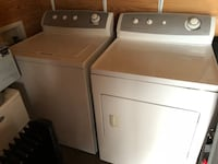 Washer and dryer both excellent conditions and works well  pick up Broussard price $275 if u pick up Broussard, 70518