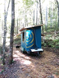 Traveling Shed