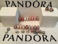 $30-45 each- Authentic Pandora Charms  Toronto, M4W 3H7