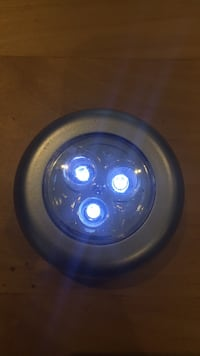 LED light - free with purchase of any item Toronto, M8W