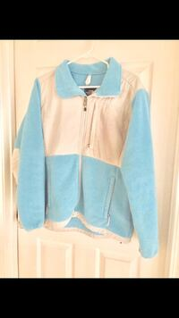women's white and blue zip-up jacket Gulfport, 39507