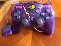 purple and black Sony PS4 controller Anaheim, 92808