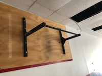 Pull up bar you have to attach to plywood Monroe
