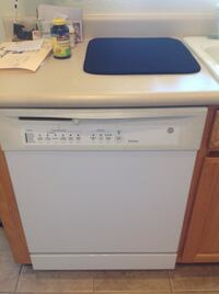 white and blue electric range oven Chandler, 85249