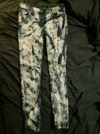 white and black camouflage pants Laurel, 20708