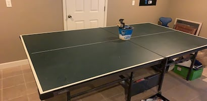 Ping pong table $50.00 firm