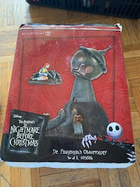 Department 56 nightmare before Christmas  Toronto, M6M 5A7