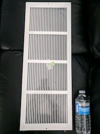 Brand new never used vent/return air grate Vaughan, L6A 2M9