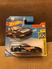 Hot Wheels '95 Mazda RX-7 Tuzla, 34944