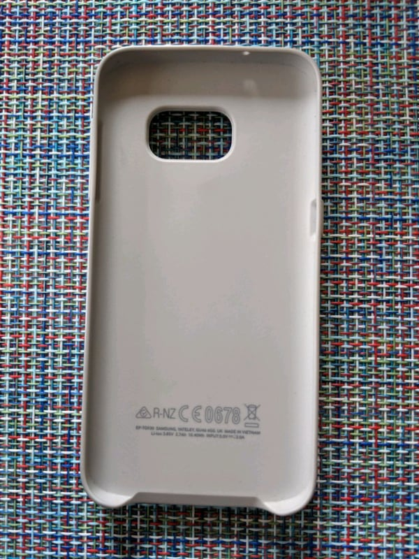 Samsung S7 battery case 1