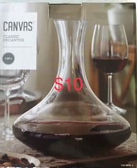 Wine decanters Laval, H7A 2P1