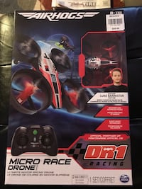 Brand new airhogs micro race drone