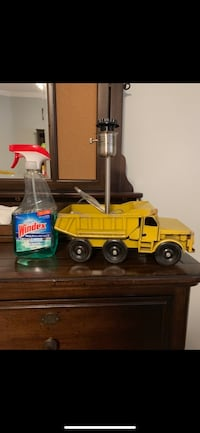 yellow and black truck toy Farmingville, 11738