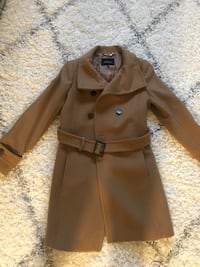 Babaton pea coat. Only worn twice! Paid 370 for it. Size L.