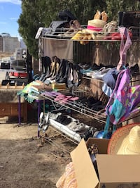 assorted-color clothes lot Lancaster, 93535