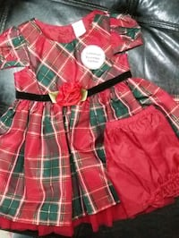3-6 months Girl Dress Brand New!