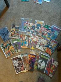 assorted Marvel comic book collection Hilliard, 43026