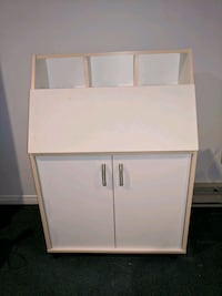 white wooden cabinet with shelf Pickering, L1V 4S5