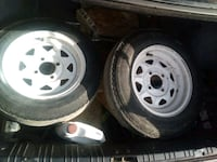 Trailer tires size 12