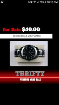George brand mens wrist watch Ellicott City, 21043