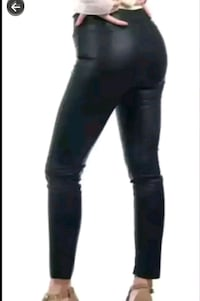 SZ M FAUX LEATHER PULL ON  SLIMMING EFFECT, SUPER  Arlington, 76006