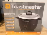 Brand new Toastmaster 5 Cup Rice Cooker (pick up only) Alexandria, 22310