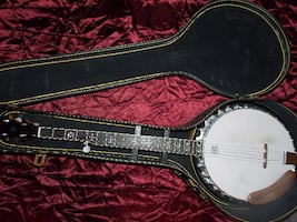 MACH 1 Banjo 70s mint condition