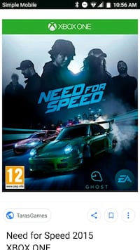 Need for speed Xbox one Rome, 13440