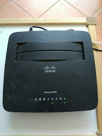 Cisco linksys x1000 modem