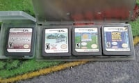 xbox 360, DS, Gameboy Advance & xbox Games Paynton