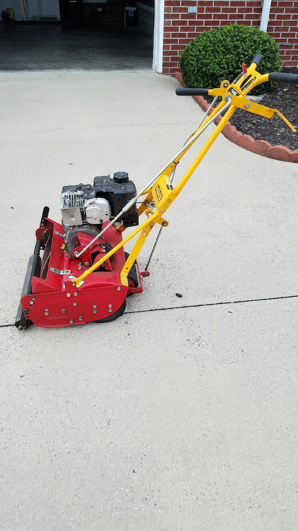 Mclane 20 Reel Mower