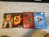 Hunger Games collection  Woodbridge, 22193