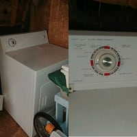 white front load washing machine Saint-Charles-Borromée, J6E 2A5