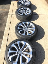 18inch Honda Accord sport wheels Washington, 20020