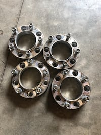 "07-18 Tundra 1.25"" wheel spacers  Corry, 16407"